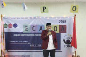 Show your creativity in ECAPOA